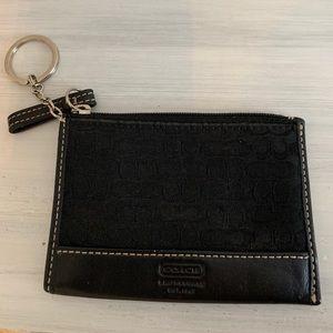 Accessories - Coach Keychain Wallet